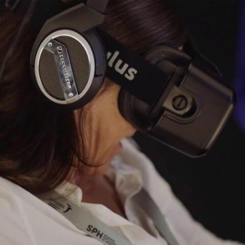 Virtual Reality Presentation Imbruvica