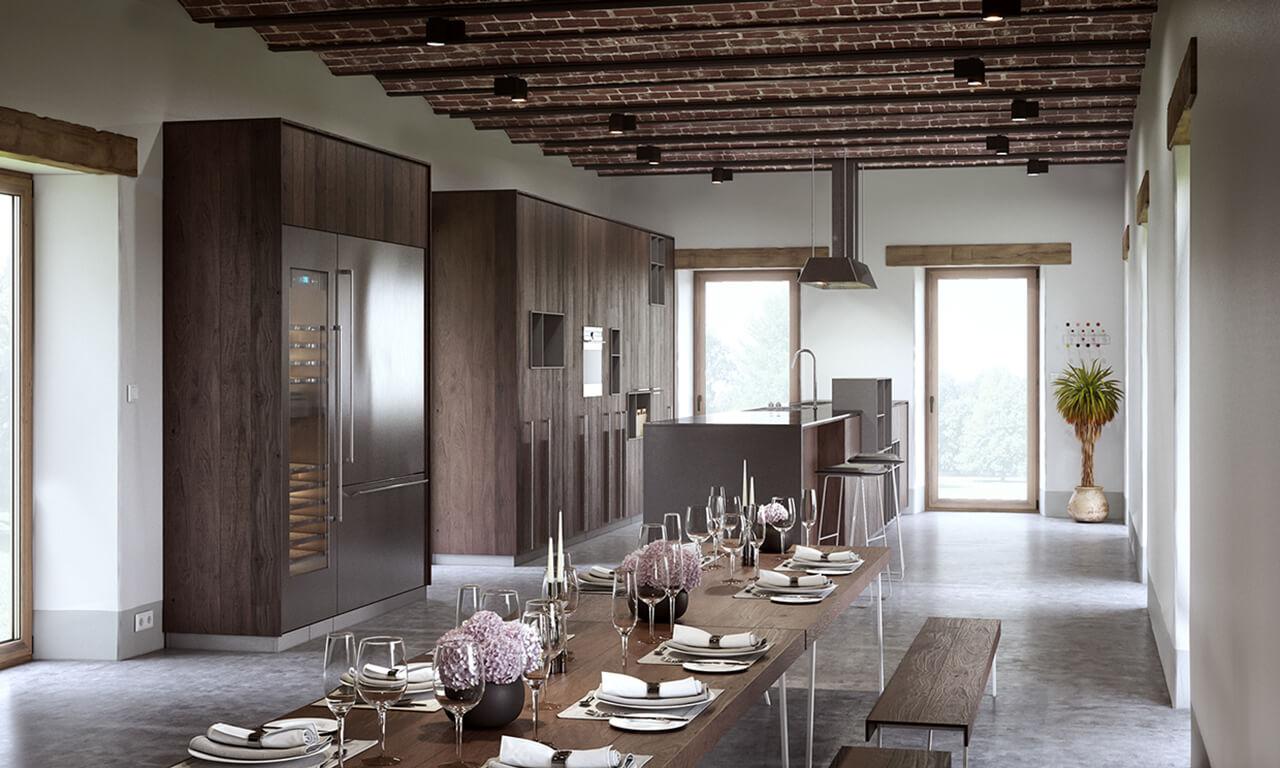 Contemporary Interiors CGI Portfolio - Imaginar