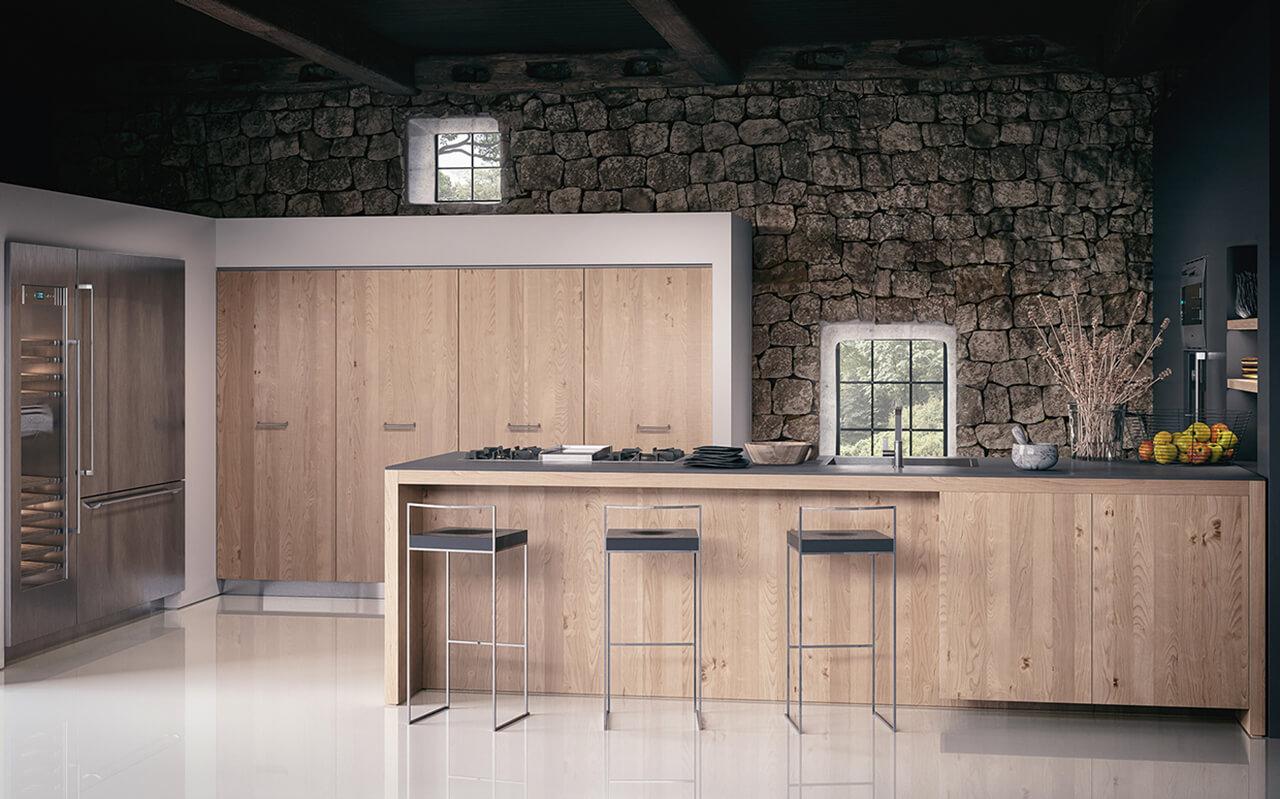 Cg Render Modern Kitchen Imaginar
