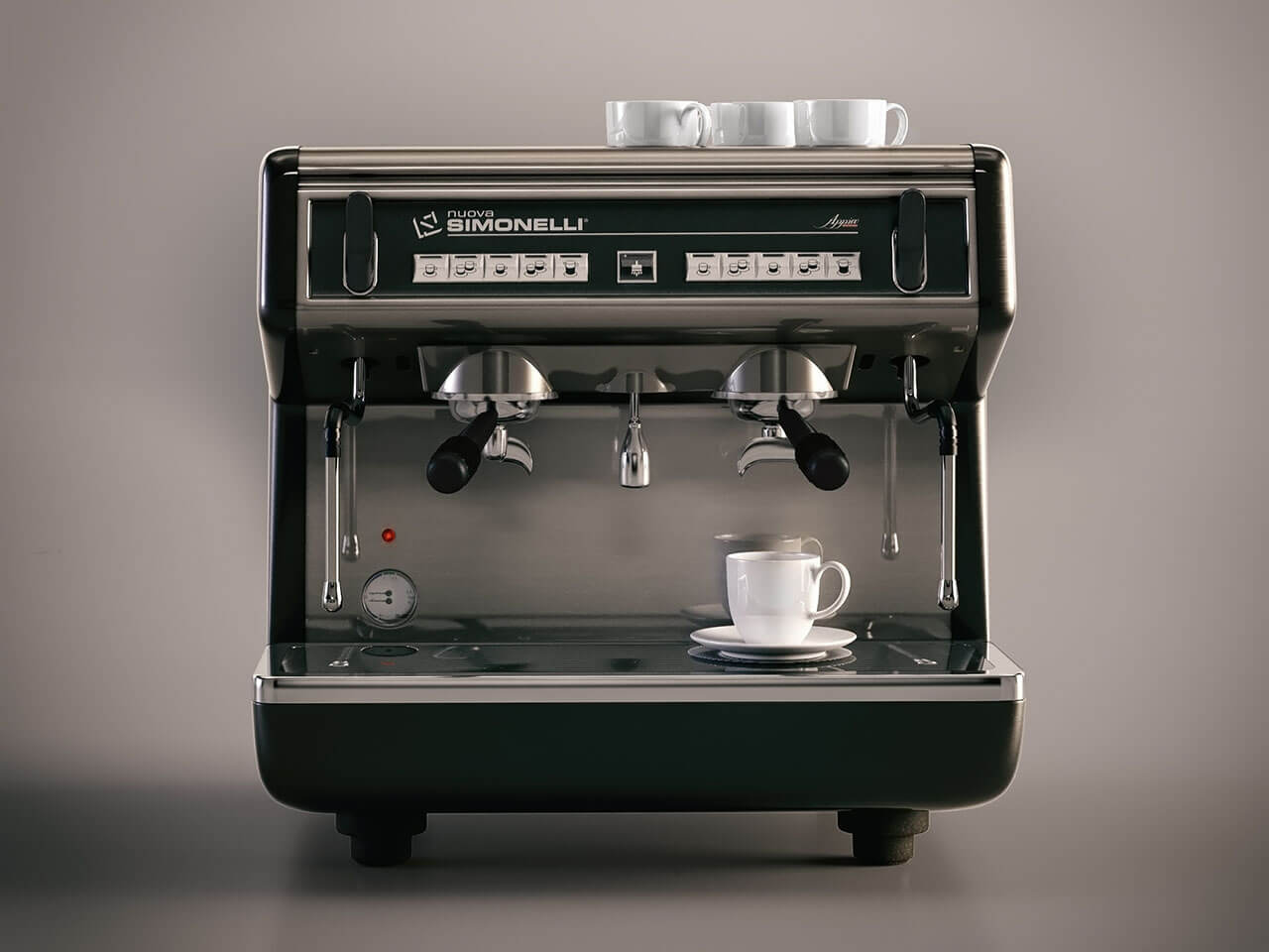 Simonelli coffee machine visualisation