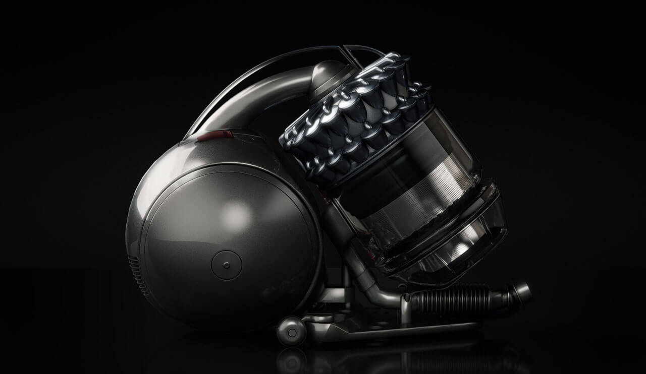 Dyson compact product visualisation