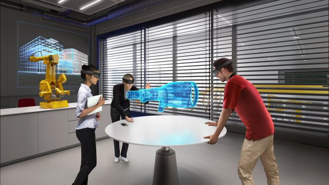 Hilti Graduate 360 'The Future Lab'