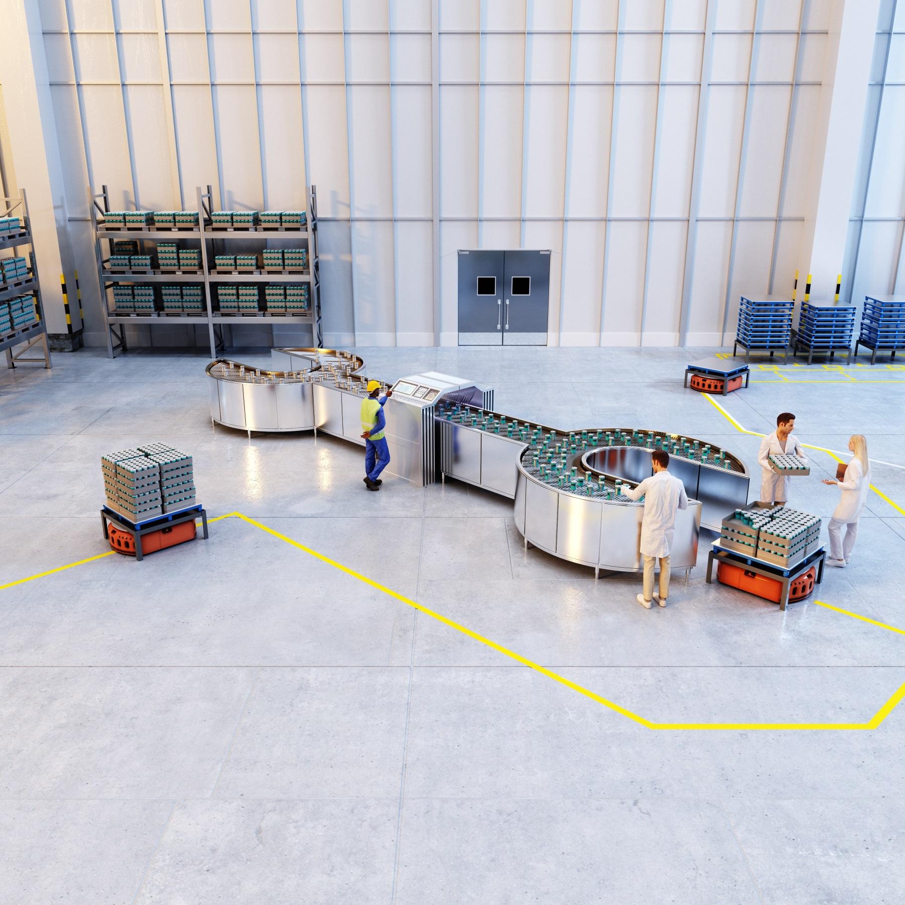 CGI Spanner Conveyor Blet
