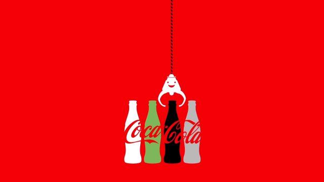 Coca-Cola Coke Zero Animation