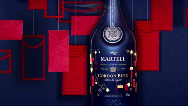 Martell Cordon Bleu Campaign For Dufry Melbourne