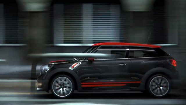 Mini John Cooper Works Promotional Video