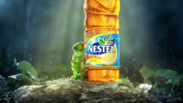Nestea Grab The Taste Of Spring Animation