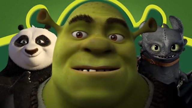 Shrek 4D Attractions Immersive Experience