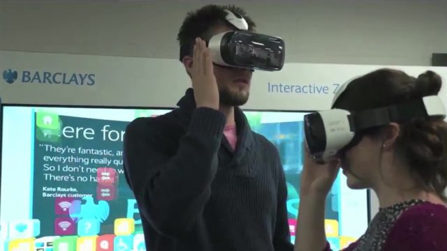 Barclays Bank VR Interactive Experience
