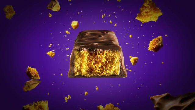 Cadburys It's Time To Obey Your Mouth Advertising Animation