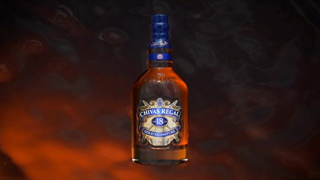 Chivas Regal Taste Sensation Promotional Animation