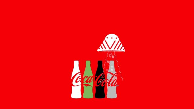 Coca-Cola Diet Coke Animation