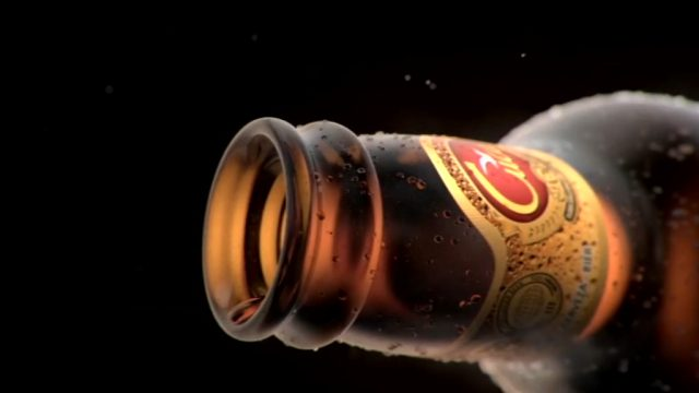 Drinks Bottles And Liquids Showreel