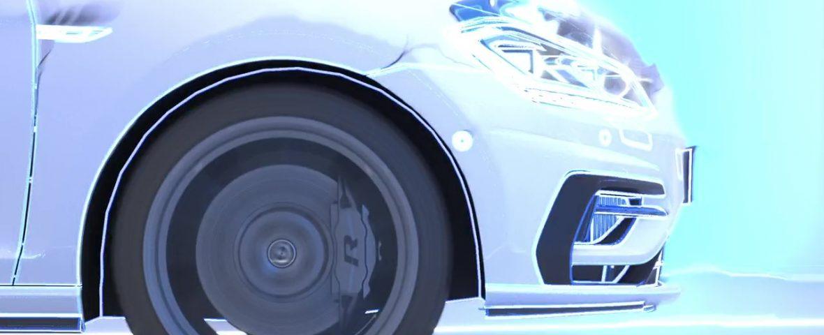 VW Evolve Promo Animation