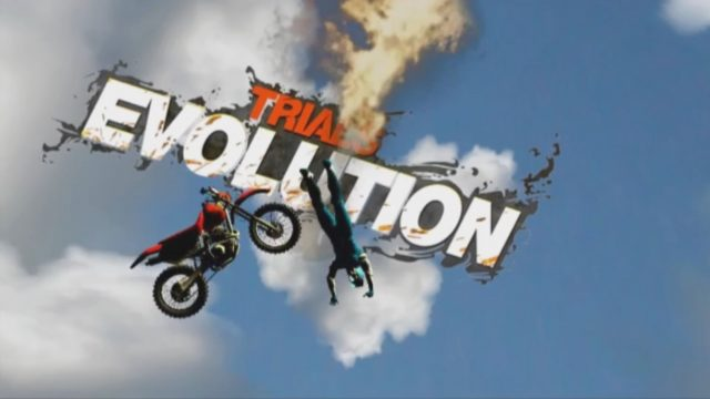 Trials evolution 3D previz Animation