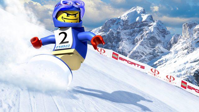Lego Ski Image